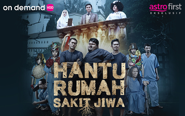 Nonton Film Hantu Rumah Sakit Jiwa (2018) Subtitle Indonesia Streaming Movie Download
