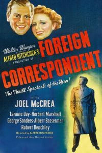 Nonton Film Foreign Correspondent (1940) Subtitle Indonesia Streaming Movie Download