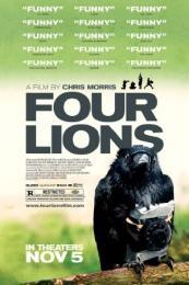 Nonton Film Four Lions (2010) Subtitle Indonesia Streaming Movie Download