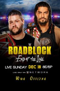 Nonton Film WWE Roadblock End Of The Line 2016 Subtitle Indonesia Streaming Movie Download