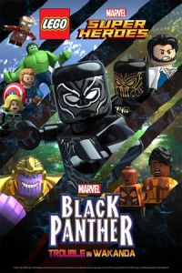 Nonton Film LEGO Marvel Super Heroes: Black Panther – Trouble in Wakanda (2018) Subtitle Indonesia Streaming Movie Download