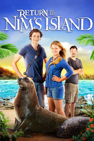 Nonton Film Return to Nim's Island (2013) Subtitle Indonesia Streaming Movie Download