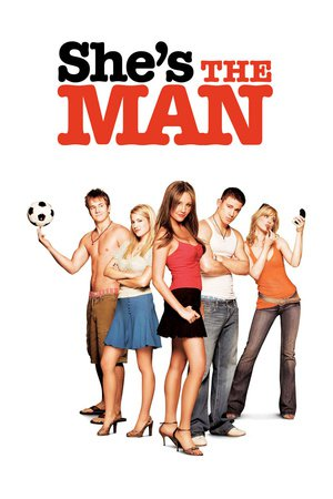 Nonton Film She's the Man (2006) Subtitle Indonesia Streaming Movie Download