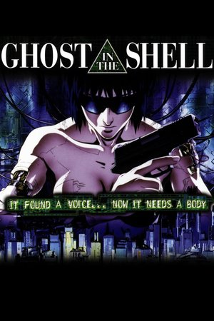 Nonton Film Ghost in the Shell (1995) Subtitle Indonesia Streaming Movie Download
