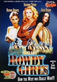Nonton Film The Rowdy Girls (2000) Subtitle Indonesia Streaming Movie Download