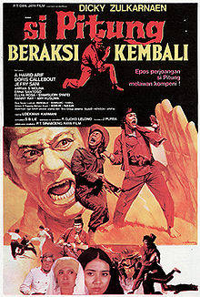 Nonton Film Si Pitung beraksi kembali (1976) Subtitle Indonesia Streaming Movie Download