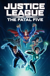 Nonton Film Justice League vs the Fatal Five (2019) Subtitle Indonesia Streaming Movie Download