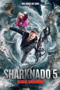 Nonton Film Sharknado 5: Global Swarming (2017) Subtitle Indonesia Streaming Movie Download