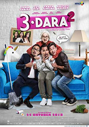 Nonton Film 3 Dara 2 (2018) Subtitle Indonesia Streaming Movie Download